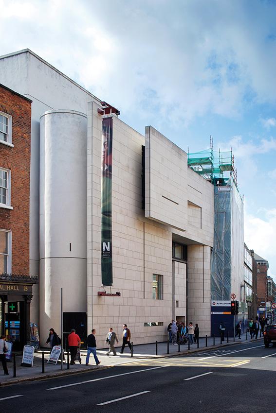 National Gallery Of Ireland Casey Doors